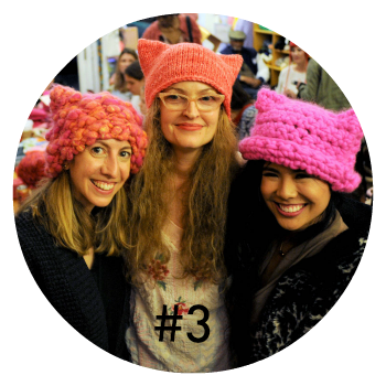 Post 1 Image 8 Pussyhat ladies